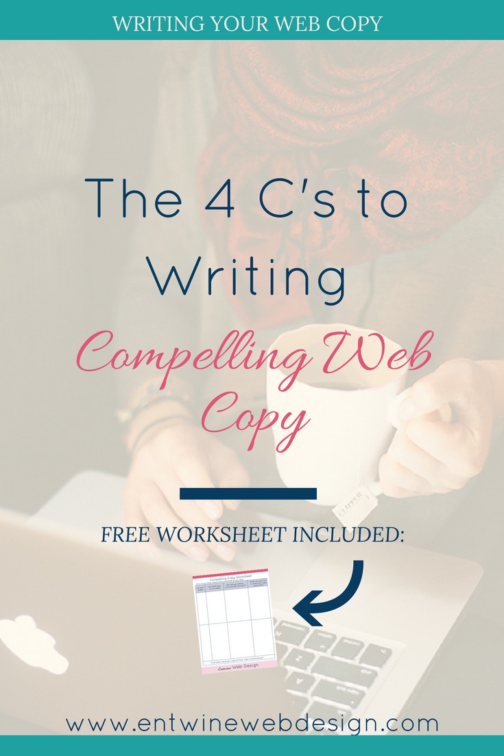 How to Write Compelling Web Copy
