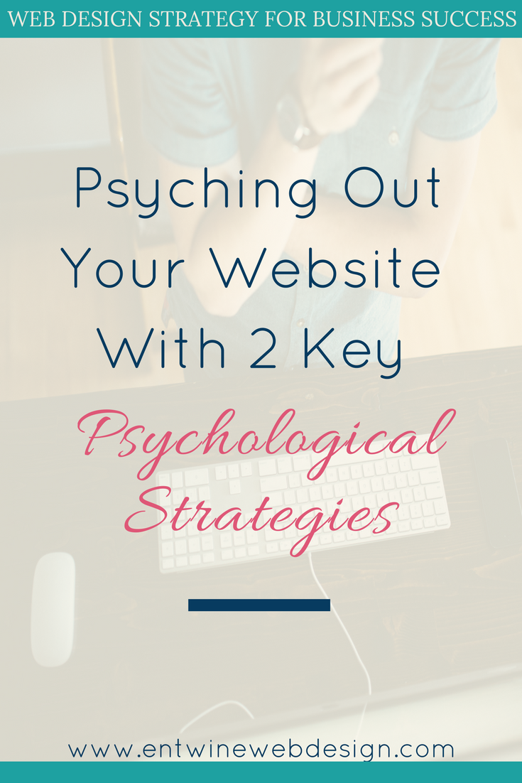 psychology in web design