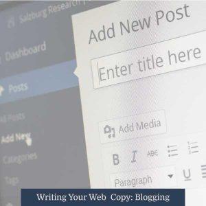 blog vs website title graphic